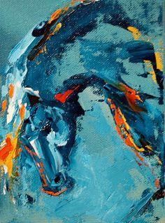 Arte y pintura de caballos on Pinterest | Horse Art, Horse ...
