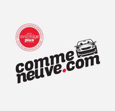 Commeneuve.com / Logo / Beez Créativité Média
