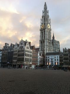 Antwerp Belgium centrum, cathedral #antwerp