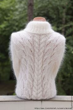 New knitting patterns mohair scarfs 24 Ideas Baby Hats Knitting, Sweater Knitting Patterns, Lace Knitting, Knitting Stitches, Knitting Designs, Knitted Hats, Knit World, Mohair Sweater, Sweaters For Women