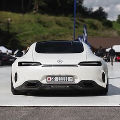 Daimler's mega brand Maybach was under Mercedes-Benz cars division until when the production stopped due to poor sales volumes. Mercedes-AMG became a Carros Mercedes Benz, Mercedes Benz Autos, Mercedes Amg Gt S, Allroad Audi, Automobile, Mercedez Benz, Amazing Cars, Ford Gt, Sport Cars