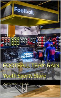 Football Team Rain Youth Sports Store