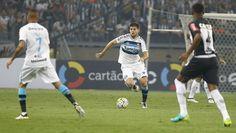 Kannemann Atlético-MG x Grêmio (Foto: Lucas Uebel/Divulgação Grêmio)