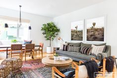 Cozy Los Angeles Home Tour — Woods & Weaves