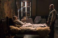 Outlander ,Season 2 Dragonfly In Amber Dougal and Colum MacKenzie