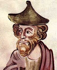 medieval painting hat - Google Search