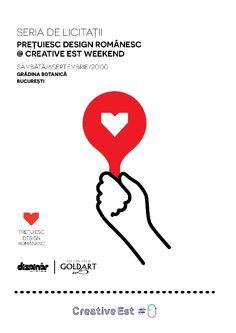 Prețuiesc Design Românesc #2 la festivalul Creative Est | 6 septembrie Event Organization, Events, Creative, Design