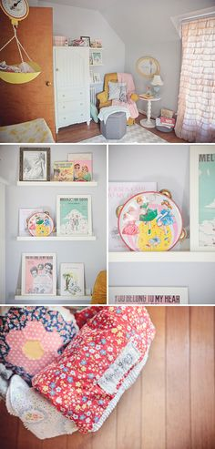 So in love with this nursery!