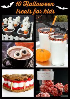 10 Halloween treats for kids - CraftGossip