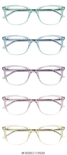munic - mod. 857-1  #PASTEL COLOURS #municeyewear