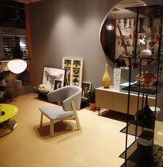 Das Haus auf der Kölner Möbelmesse imm cologne 2013 - gestaltet von Luca Nichetto. Fantastische Auswahl an aufregendem modernen Design und Designklassikern wie Akari Leuchte von Isamu Noguchi, Vitra: http://www.ikarus.de/designer/isamu-noguchi.html