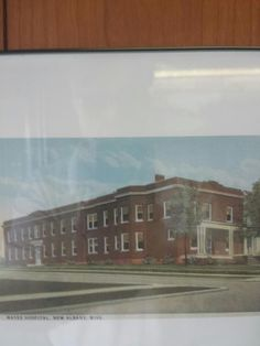 One Of Two Hospitals In New Albany The