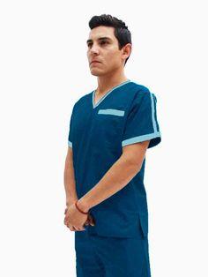 Scrubs Uniform, Men In Uniform, Medical Scrubs, Polo Ralph Lauren, Blouse, Mens Tops, Jackets, Outfits, Fashion