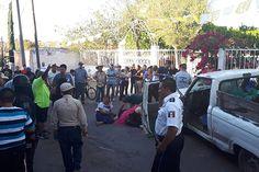 #DESTACADAS:  Hombre alcoholizado arrolla a niños y adultos en desfile de primavera - La Voz de Michoacán