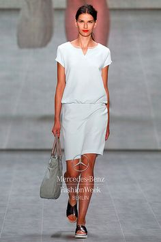 MINX BY EVA LUTZ S/S 2015 Fashion Week Berlin 2014
