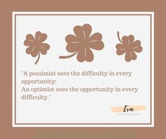 _A pessimist sees the difficulty in every opportunity; an optimist sees the opportunity in every difficulty._      #pesimist #fiverr #motivational #smallbusiness #pinterest #photooftheday #fiverrgigs #services