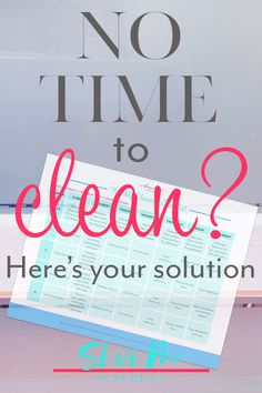 Finally keep your house clean (even if you only have 30 minutes a day! Struggling to keep your house clean? The Monthly Cleaning Checklist is your plan to keep your whole Kids Closet Storage, Small Closet Organization, Budget Organization, Paper Organization, Bedroom Organization, Organizing Tips, Storage Spaces, Deep Cleaning Checklist, Cleaning Tips