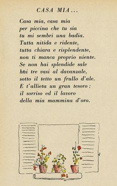 Italian Grammar, Italian Vocabulary, Italian Words, Italian Language, Found Poetry, Italian Lessons, Language Study, Vintage School, Learning Italian