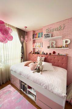 Habitaciones Juveniles con mucha personalidad Decor, Furniture, Room Makeover, Room, Home Decor, Bed