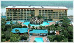 Ramada Plaza Beach Resort Hotel Is The Perfect Vacation Location In Fort Walton Florida On Gulf Coast