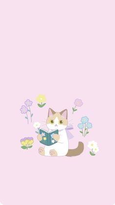 Cat Phone Wallpaper, Disney Characters, Fictional Characters, Disney Princess, Cats, Gatos, Fantasy Characters, Cat, Kitty