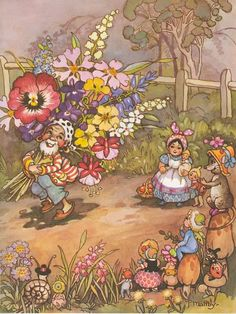 Peg Maltby❤•♥.•:*´¨`*:•♥•❤Little Folk.