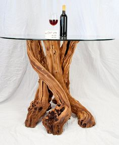 SALE Old Vine Grapevine Dining Table  left by winecountrycraftsman, $450.00