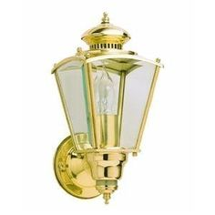 Heath Zenith HZ-4150-PB-B Motion-Activated Four-Sided Charleston Coach Light, Polished Brass with Clear Glass by Heath/Zenith. $33.10. Amazon.com                A motion-activated porch light sounds like a good idea, but the awkward and bulky appearance of most motion-sensing arrays have made this an uninviting option for most homeowners. However, Heath Zenith's coach-style lantern allows you to take advantage of the convenience and energy efficiency of a motion-...