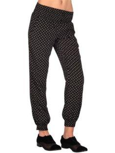 METROPARK Womens Poly Woven Pant - Black - Medium METROPARK. $33.80