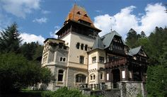 Peles Castle in Romania Peles Castle, Architecture Old, Mansions, House Styles, Home Decor, Exterior, Art, Houses, Art Background