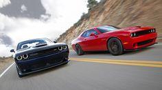 Dodge Chellenger SRT Hellcat