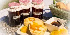 Der leckere Brotaufstrich direkt von der Blumenwiese. Camembert Cheese, Dairy, Health, Food, Sandwich Spread, Healthy Recipes, Simple, Health Care, Essen