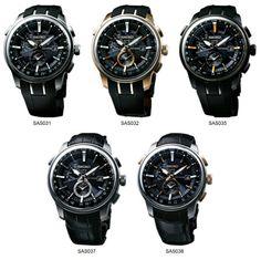 Seiko Astron GPS Watch 2014 series