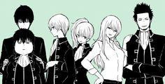 Shinsengumi normal and genderbend Sakamoto Tatsuma, Gintama, Okikagu, Gender Bender, Bendy And The Ink Machine, Asuna, Jojo's Bizarre Adventure, Image Boards, Anime Characters