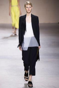 Sfilata Boss New York - Collezioni Primavera Estate 2016 - Vogue