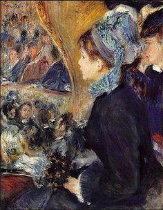 La première sortie - Pierre-Auguste Renoir