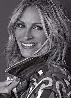 Julia Roberts by Michelangelo Di Battista for InStyle • 2014