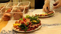 Как укладывать колбасу
