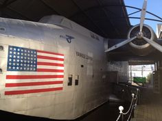 Foynes Flying Boat Museum in Foynes, Co Limerick. Maybe, someday, my kid might like this.