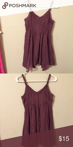 American eagle dress Cute dress. Great condition. Feel free to make offers American Eagle Outfitters Dresses Mini