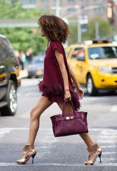 NYFW Spring 2014 Street Style