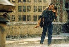 kiss in the rain! -an.