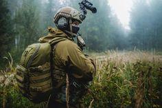 totesaviking:  Russian Spetsnaz on patrol