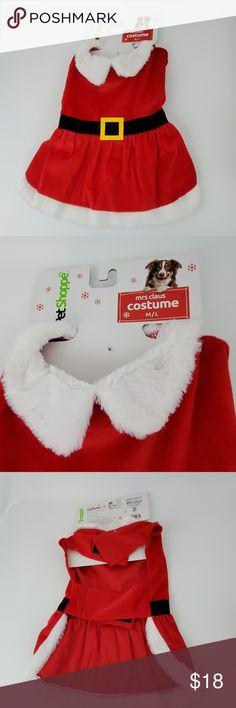 Xmas Santa Claus White Top Red Green Check Black Satin Trim Skirt Girl Set NB-8Y