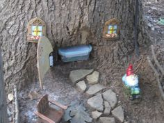 Gnome Cache - #geocaching