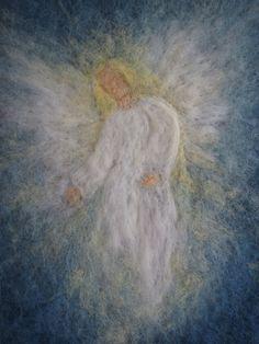 Engel Wollbild