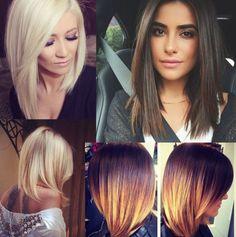 Włosy do ramion - MODNE POLKI! ♥