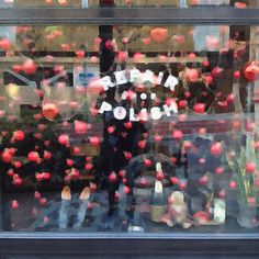 Show window @ killer street ,tokyo