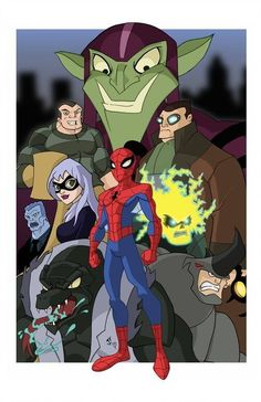 Spectacular Spiderman 1 by jayodjick on DeviantArt Amazing Spiderman, Spiderman 1, Marvel Characters, Marvel Heroes, Marvel Avengers, Spider Man Animated Series, Marvel Animation, Geeks, Black Panther Marvel