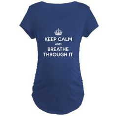If only it were that easy eh...;) £23/$29.99 www.creamtees.net #maternity #tshirt